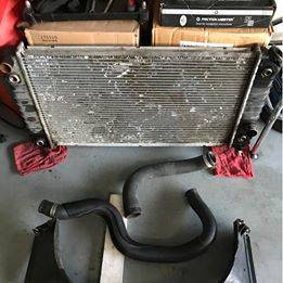 Photo 1998 -2005 s10  s10 blazer radiator sale  trade OBO - $40 (Ft myers)