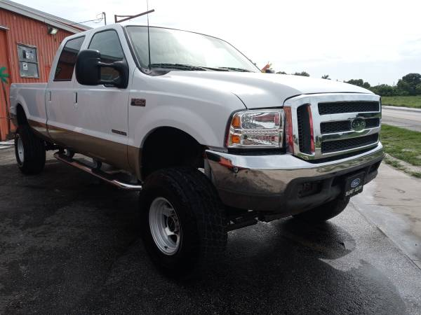 Photo 2001 FORD F250 4X4 7.3 DIESEL - $12,000 (Ft myers)