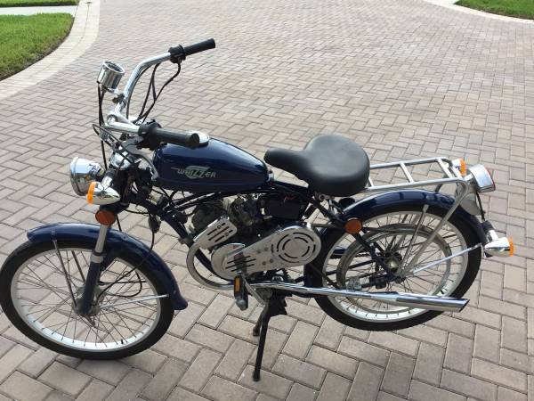 Photo 2002 WHIZZER Pacemaker ll MoPed 84 Actual Miles - $1200