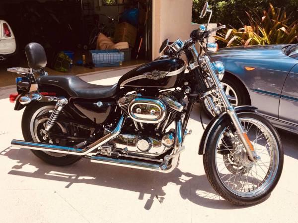 Photo 2003 Harley Davidson Sportster Anniversary Edition - $4,650 (Bonita Springs)