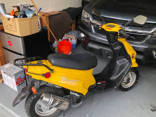Photo 2003 Scooters for sale  1 owner  2 units - $700 (Fort Myers)