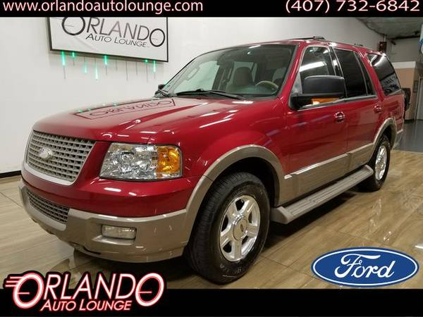 Photo 2004 Ford Expedition Eddie Bauer Sport Utility 4D 2WD - $5250