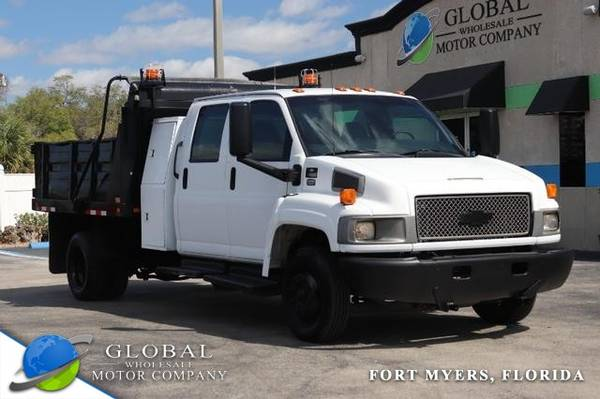 Photo 2005 Chevrolet C4500  6.6 Duramax Diesel  116k miles - $24995 (Downtown Fort Myers)