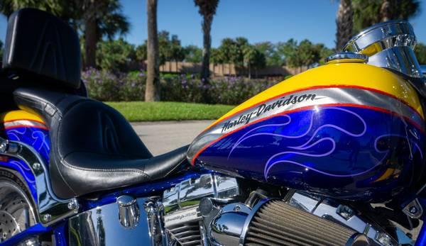 Photo 2006 Harley Davidson FLSTFSE2 CVO Screaming Eagle Fat Boy - $10,999 (Fort Myers)