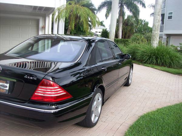 Photo 2006 Mercedes benz S500 4Matic AWD - $9500 (Fort Myers)