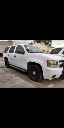 Photo 2007 Chevrolet Tahoe police ppv clean - $3950 (ft myers)