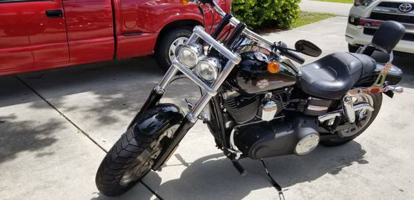 Photo 2012 Dyna FXF Fat Bob - $11500 (Ft. Muers)