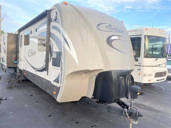 Photo 2014 KEYSTONE COUGAR HIGH COUNTRY TRAVEL TRAILER 3739 - $20,990
