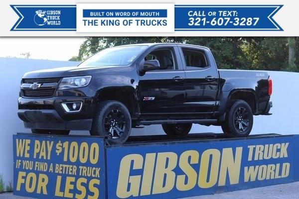 Photo 2016 Chevrolet Colorado Z71 - $25,995 (_Chevrolet_ _Colorado_ _Truck_)
