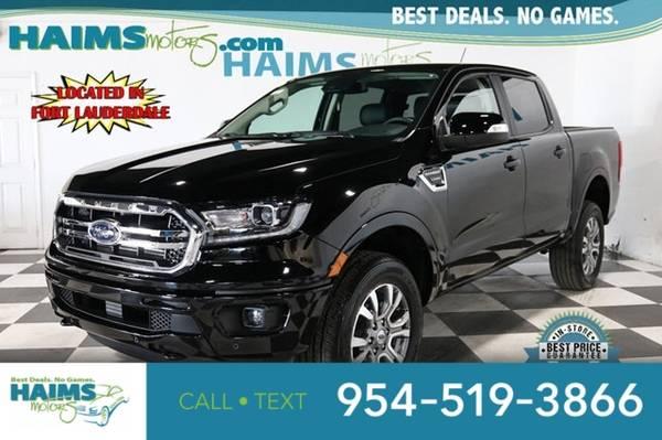 Photo 2019 Ford Ranger LARIAT 2WD SuperCrew 539 Box - $27988 (Ford Ranger Truck)