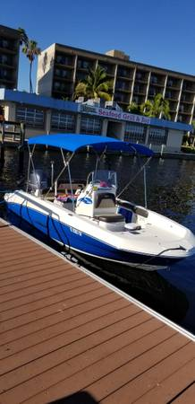 Photo 2019 Stingray 186CC- 52 Hours- Continental Trailer- - $28,460 (N. Ft Myers)