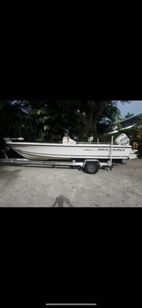 Photo 22 foot sea hunt navigator - $15,995 (Bonita springs)