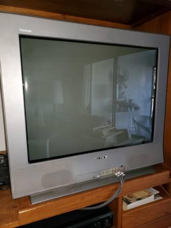 Photo 27quot Sony trinitron TV (Naples)