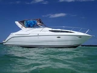 Photo 32ft 2001 Bayliner Ciera - $22500 (Sweetwater Marina)