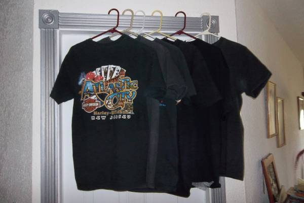 Photo 3 HARLEY DAVIDSON MENS T SHIRTS MEDIUM SIZES - $5 (NORTH FORT MYERS)