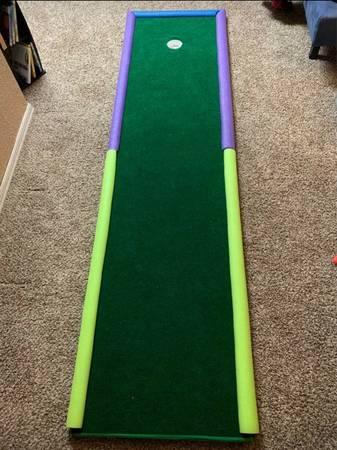 Photo 3 mini golf boards - $20 (Naples)