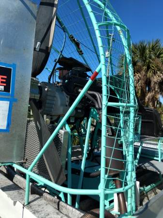 Photo Air boat - $10500 (Moore haven)