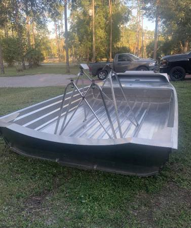 Photo Airboat - $11000 (Naples)