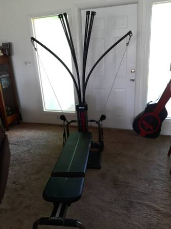 Photo Bowflex Power Pro strength training system - $295 (North Ft. Myers)