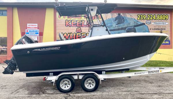 Photo Brand New 2021 AquaSport 2100 Offshore w Suzuki Outboard - $54,850 (Priced Right in Punta Gorda)
