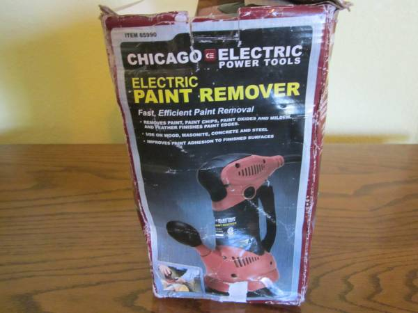 Photo Chicago Electric Paint Remover - $16 (NW Cape Coral)