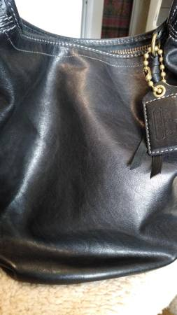 Photo Coach bag - Hobo style - $150 (North Ft Myers)