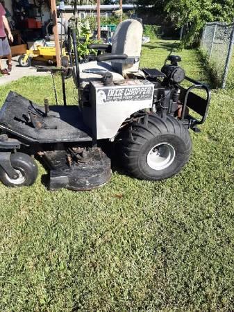 Photo Dixie Chopper - $1,550 (Port Charlotte)