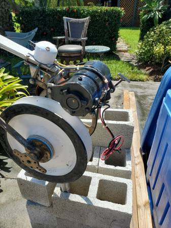 Photo Electric Reel 12-V Peterson Bandit - $1,250 (S. Ft Myers)