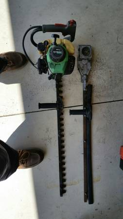 Photo John Deer Hedge Trimmer - $125 (Naples)
