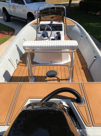 Photo Kenner tunnel hull center console - $16000