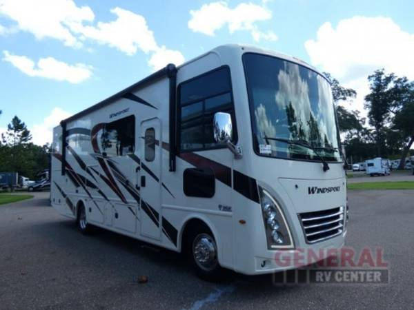 Photo Motor Home Class A 2022 Thor Motor Coach Windsport 29M - $169,906
