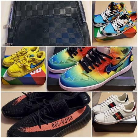 Photo My Gucci, Nike, Yeezy, Versace  Louis Vuitton for sale (Lehigh Acres)