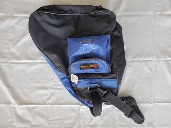 Photo NEW WITH TAGS Inline Skate Bag - Premium Bag Ice Skates, Roller Blades - $25 (Punta Gorda)
