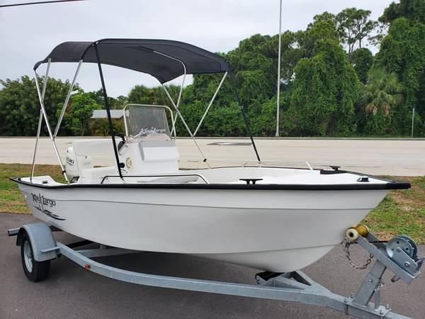 Photo New Key Largo 160 CC Full Warranty - $20,500 (ENGLEWOOD)