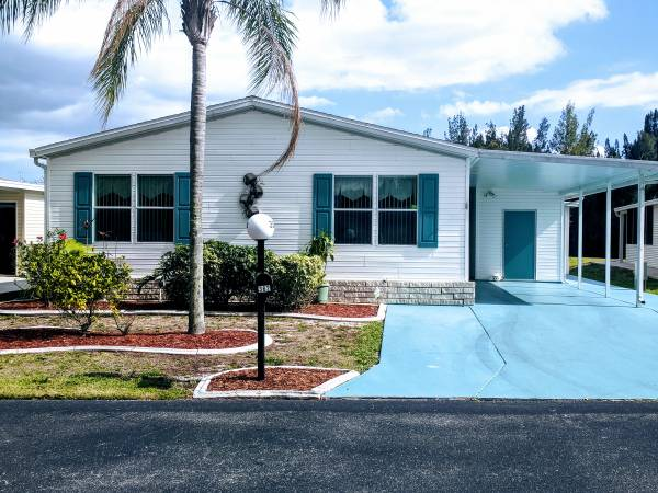 Photo RENT to OWN 3 BDRM2BATH 55 Manufactured Home (North Fort Myers)