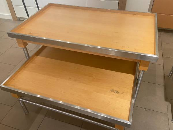 Photo Retail display tables - $1
