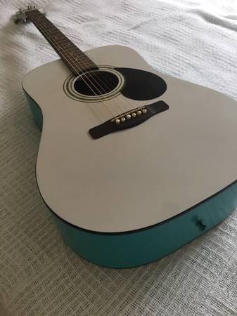 Photo Samich Acoustic Greg Bennett Design - $100 (Fort Myers)
