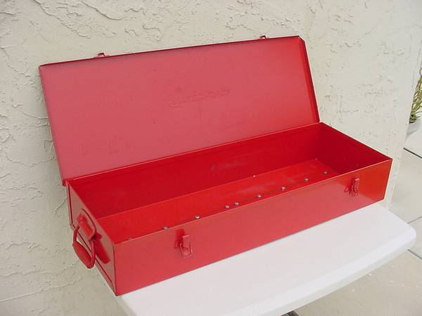 Photo Snap On , tool box, KRA238A, for sale.