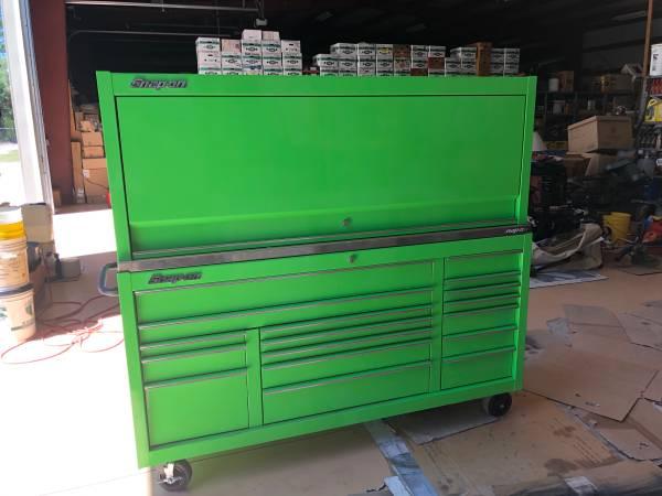 Photo Snap on tool box , KRA2423PJJ1,Snap on,snap on tools - $4950 (Naples Fl)
