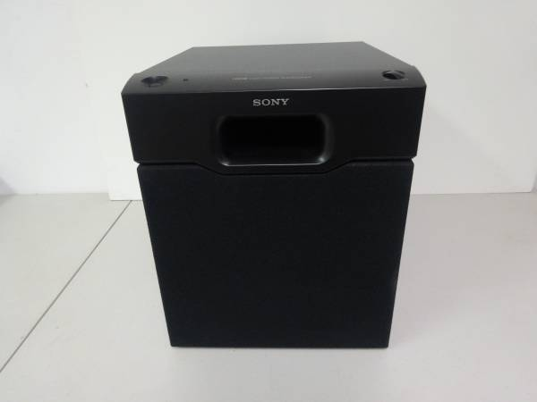 Photo Sony SA-WMSP4 High Powered 100W Subwoofer - $50 (Bonita Springs)