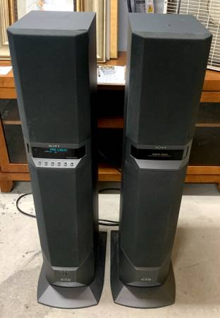 Photo Sony Sava 500 Home Theater System - Used In Good Working Condition - $99 (Bonita Springs)