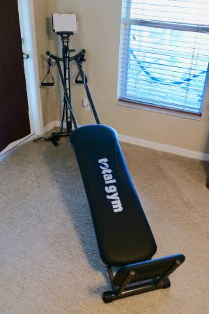 Photo TOTAL GYM 1600 Workout System (Great Condition) - $150 (Cape Coral  Ft. Myers)