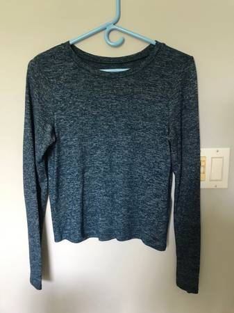 Photo Two hollister long sleeve shirts - $20 (Naples)