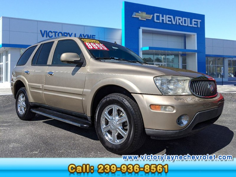 Photo Used 2006 Buick Rainier 2WD CXL w Luxury Package for sale