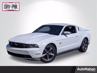 Photo Used 2012 Ford Mustang GT Premium for sale