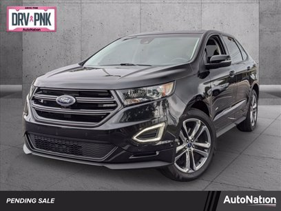 Photo Used 2015 Ford Edge AWD Sport for sale