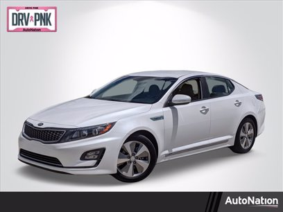Photo Used 2015 Kia Optima EX Hybrid for sale