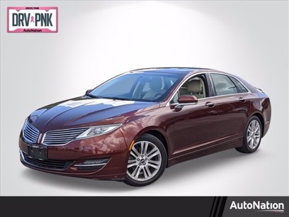 Photo Used 2015 Lincoln MKZ  for sale