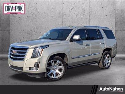 Photo Used 2016 Cadillac Escalade 2WD Premium for sale
