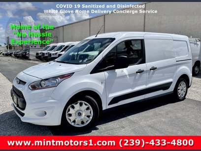 Photo Used 2016 Ford Transit Connect XLT for sale